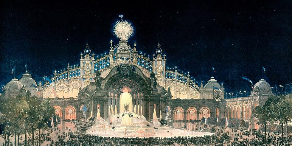 Paris 1900 : l'exposition universelle du siècle