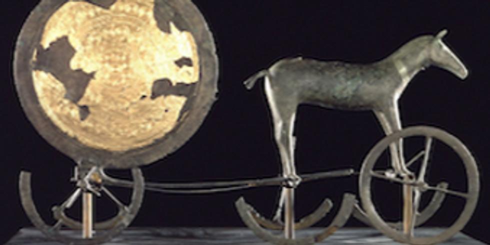 Au pays des glaces : la mythologie nordique (Enfants)