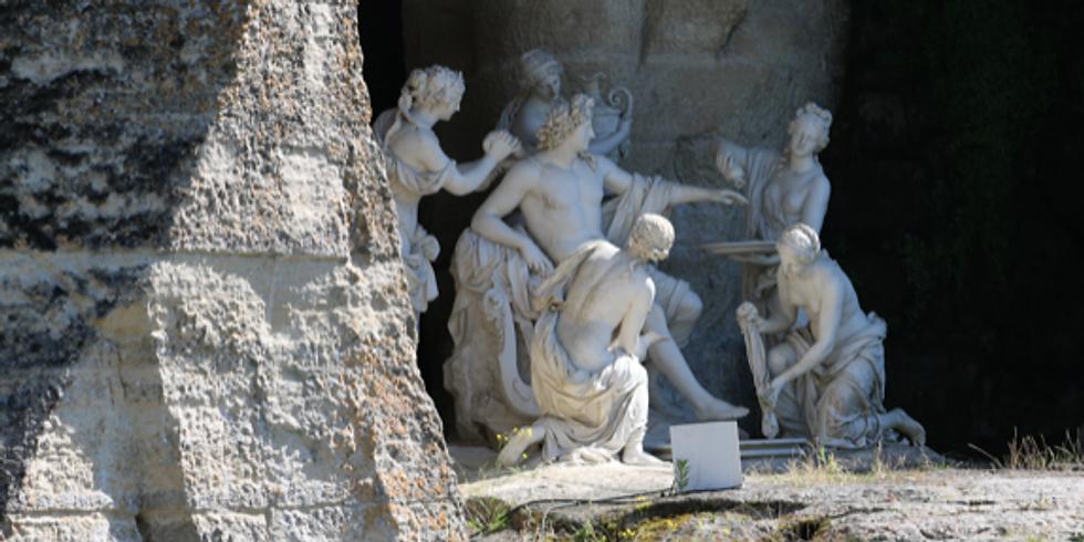 Visite Famille : déesses, héros et nymphes dans les jardins du château de Versailles