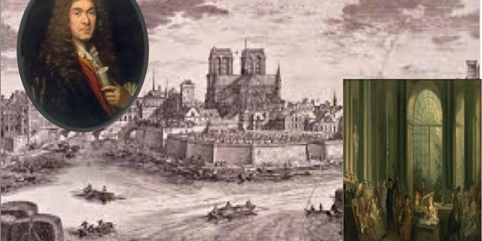 Balade musicale dans le Paris du XVIIe (visite guidée sur place)