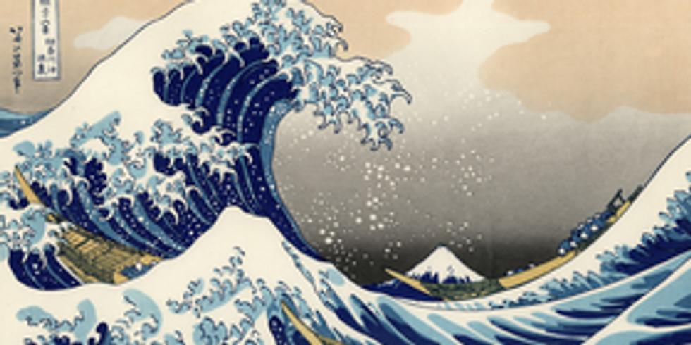 Hokusai, le vieux fou de peinture