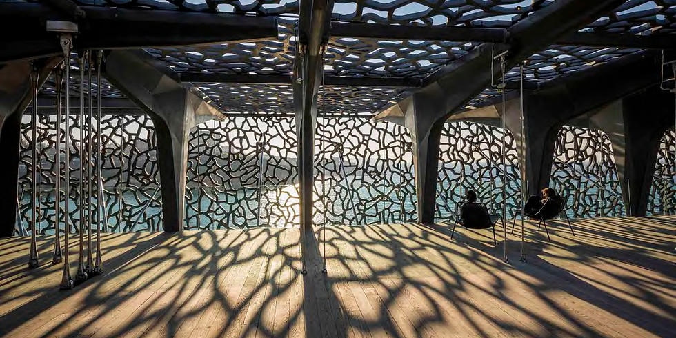 Rudy Ricciotti, architecture-résille