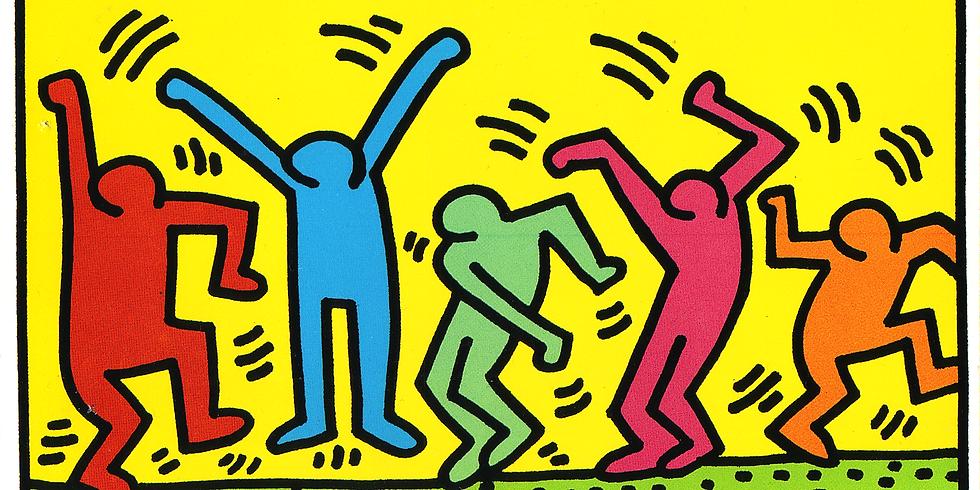 Keith Haring, l'art et la vie