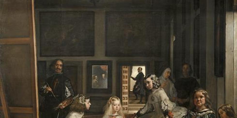 Diego Velasquez, peintre à la cour