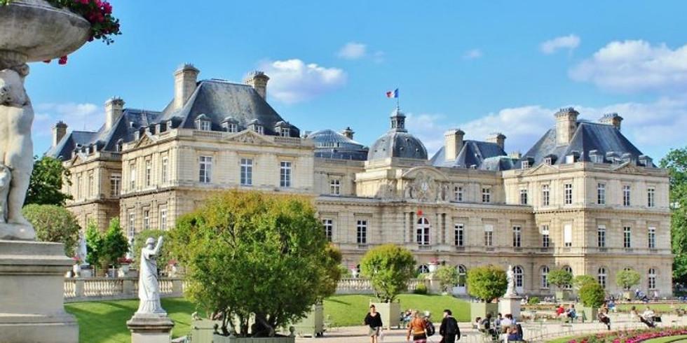le jardin du Luxembourg (visite guidée sur place)