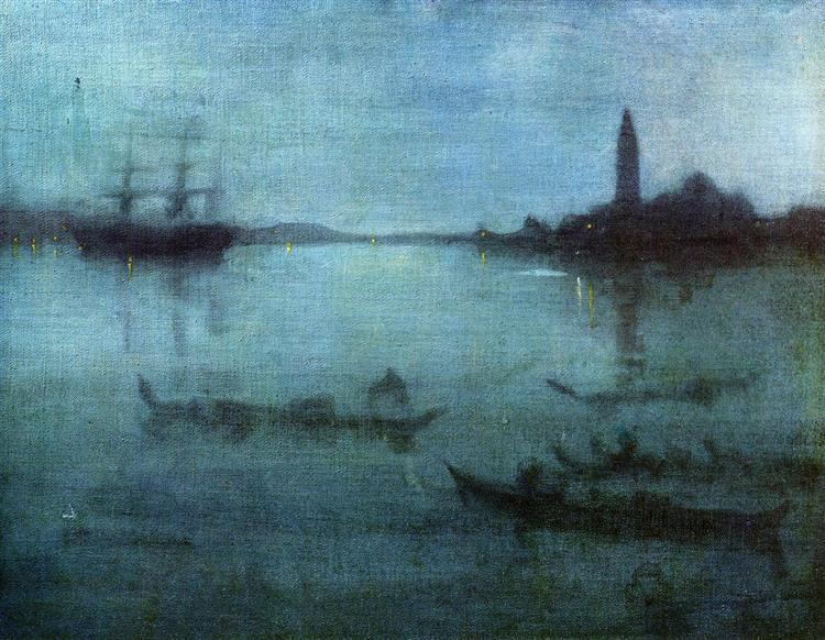 Turner, Whistler et Monet, trois maîtres du paysage