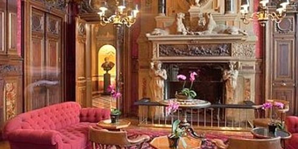 l'Hôtel de la Païva (visite guidée sur place)