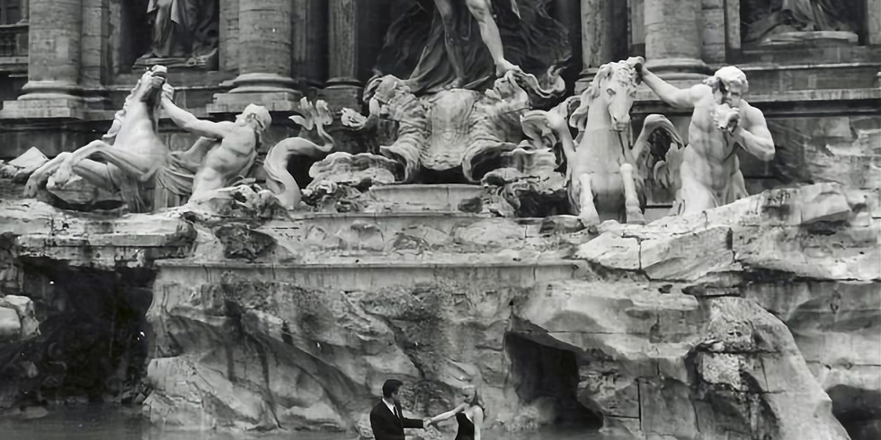 Promenade à Rome à la lumière du cinéma