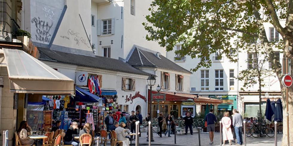 le quartier du Marais à Paris (visite guidée in situ)