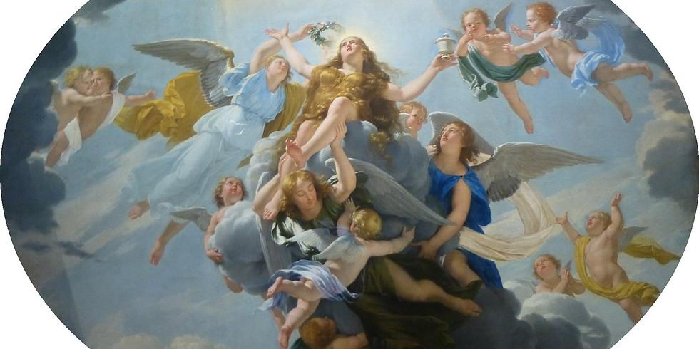 Contempler le Ciel, le patrimoine religieux parisien au XVIIe