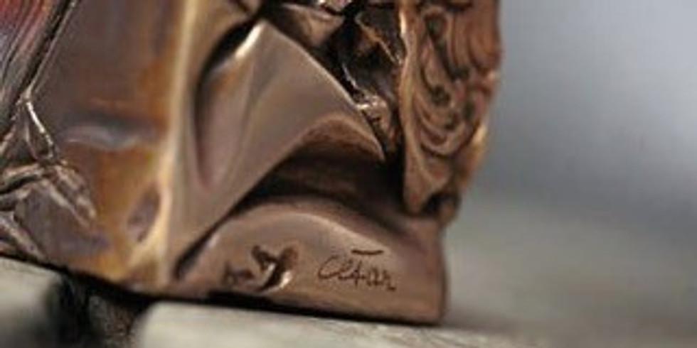 César, sculpteur-compresseur