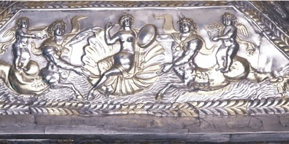 Vénus-Aphrodite histoire d'une déesse dans l'Antiquité au Moyen Âge