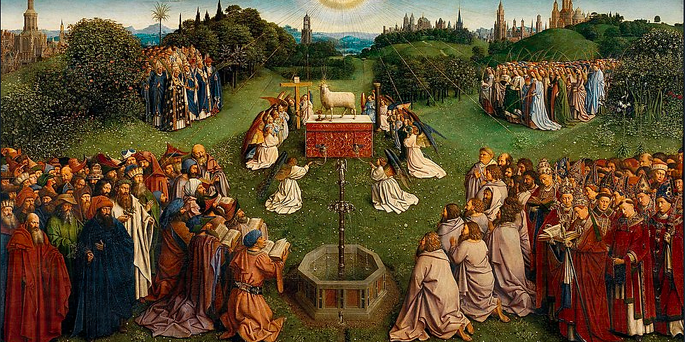Van Eyck, le maître de la Renaissance flamande
