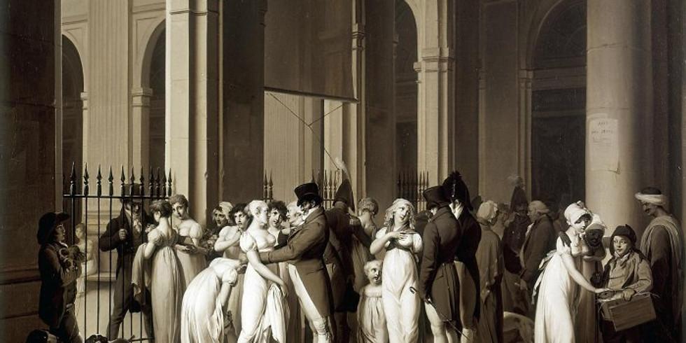 Le Palais royal, du Palais Cardinal au Palais-Egalité: grandeurs, humeurs et rumeurs de Richelieu à la Révolution