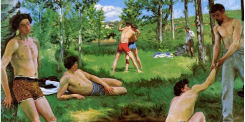 Fréderic Bazille, la jeunesse de l'impressionisme