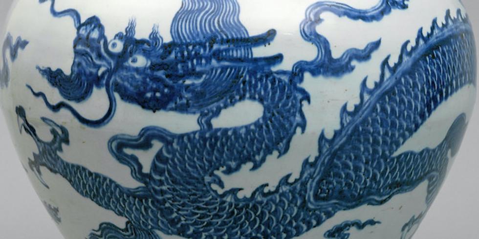Une brève histoire de la porcelaine : de la Chine à l'Europe