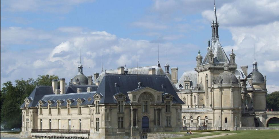 le château de Chantilly, le second Louvre de France