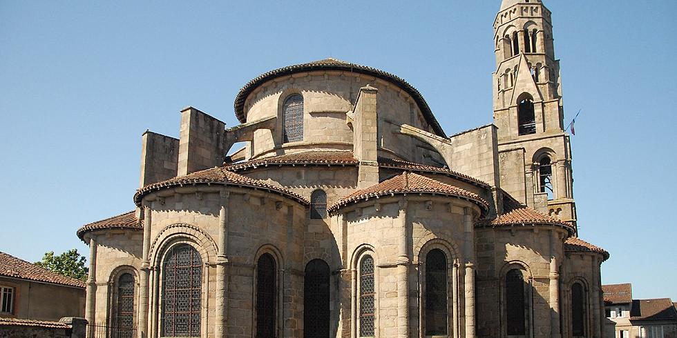 Les églises du chemin de Compostelle
