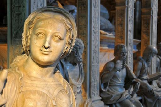 la basilique Saint Denis (visite guidée sur place)