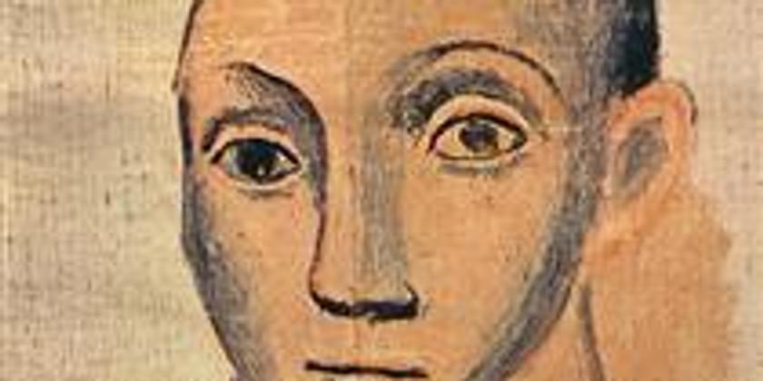 Picasso, au début était le bleu et le rose