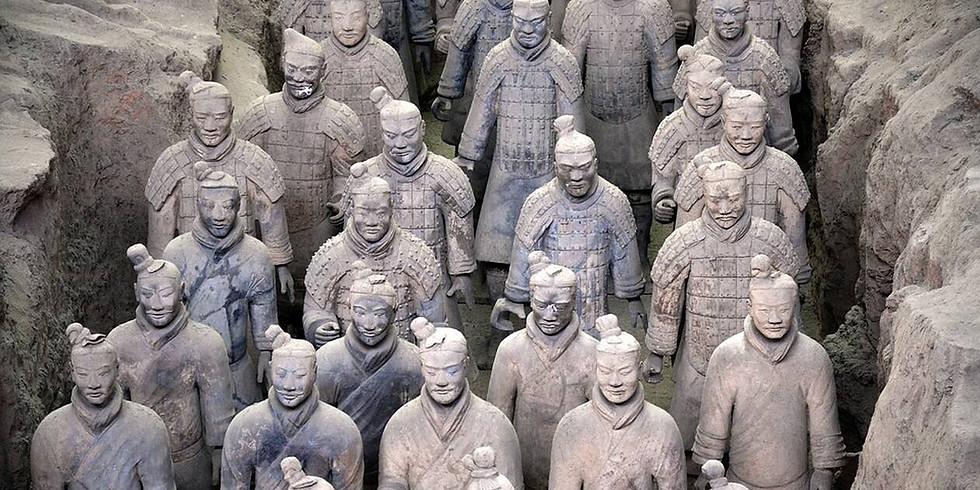 Les secrets du tombeau du Premier empereur de Chine