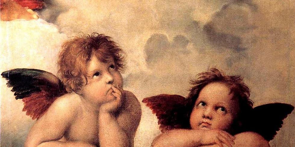 Visite Enfant: Raphaël
