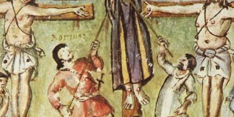 La Passion du Christ dans l'art antique et médiéval