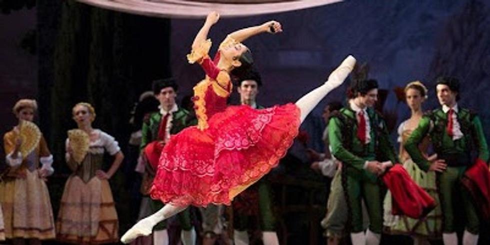 Don Quichotte, danser une romance espagnole (enfants)