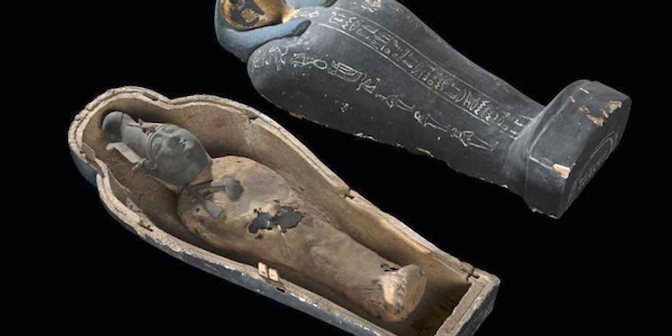 Visite Famille: Osiris, vie et mort sur les bord du Nil