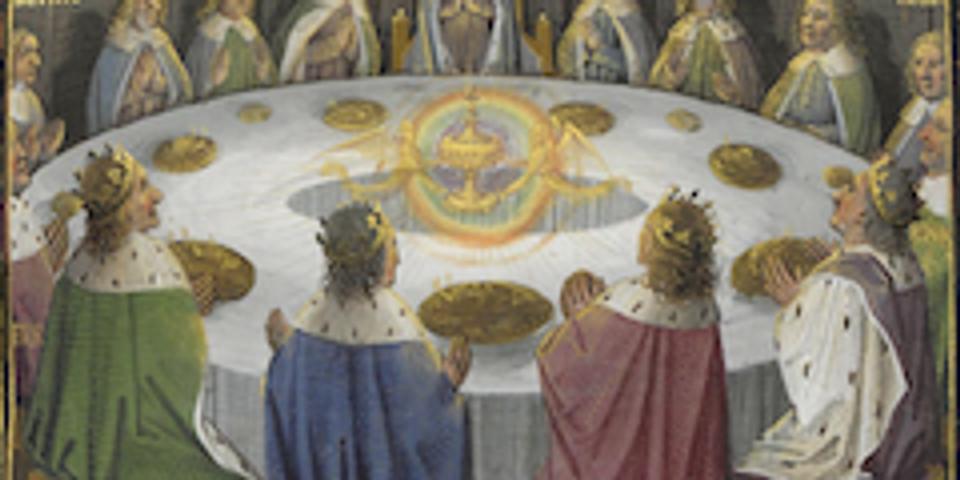 Les chevaliers de la table ronde (visite enfants)