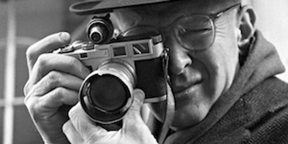 Henri Cartier-Bresson, l'instant décisif
