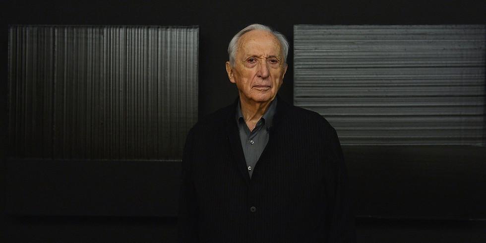 Pierre Soulages, l'Outrenoir