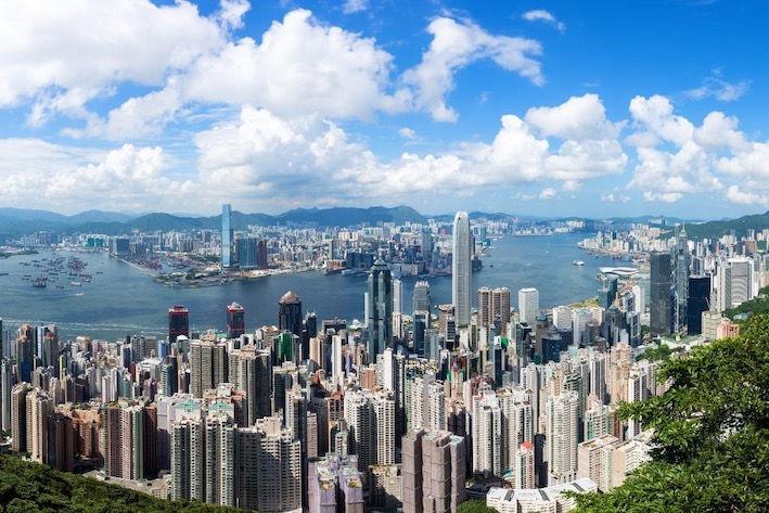 escapade à Hong Kong