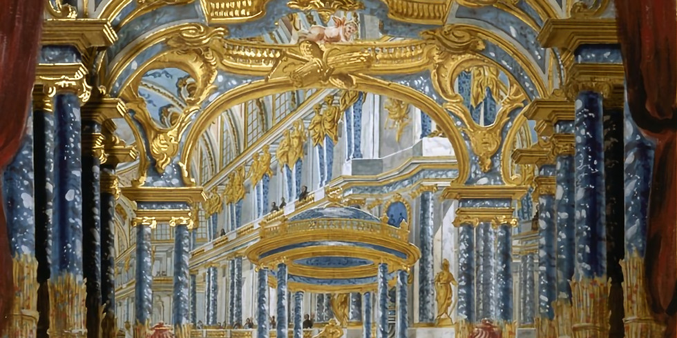 L'opéra à Paris au XVIIe et XVIIIe siècle