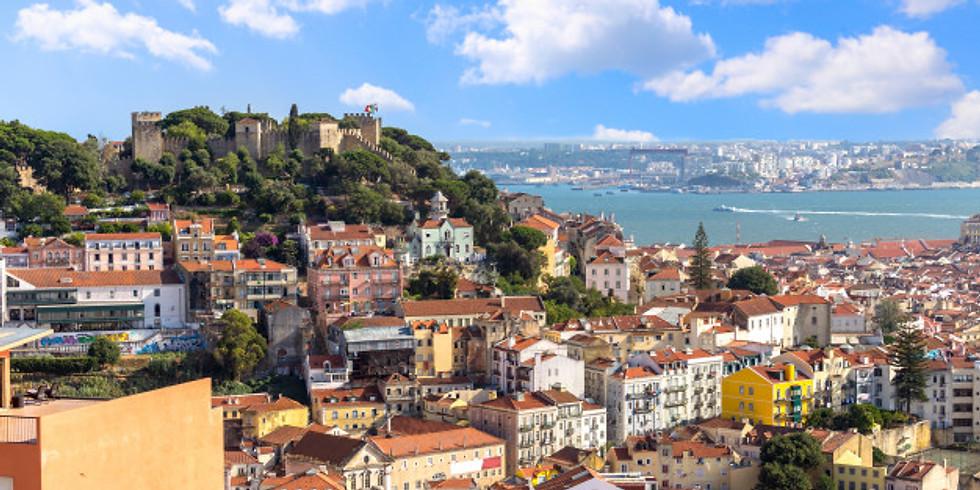 Lisbonne, la lumineuse