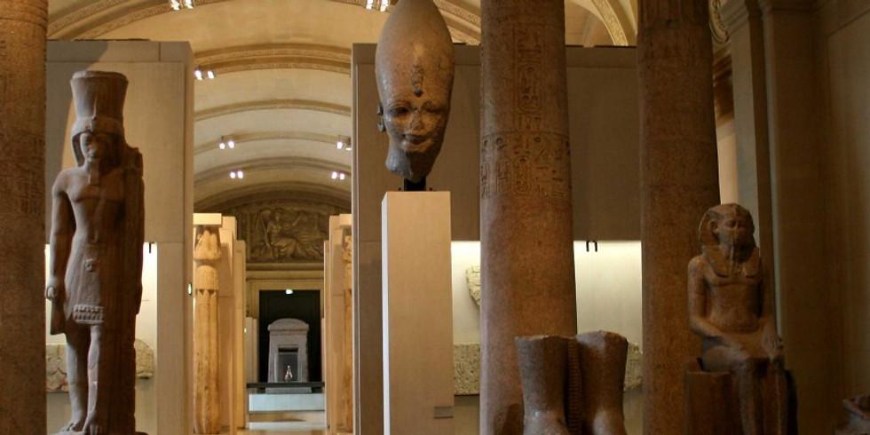 Louvre égyptien (visite sur place, public enfants ou famille)