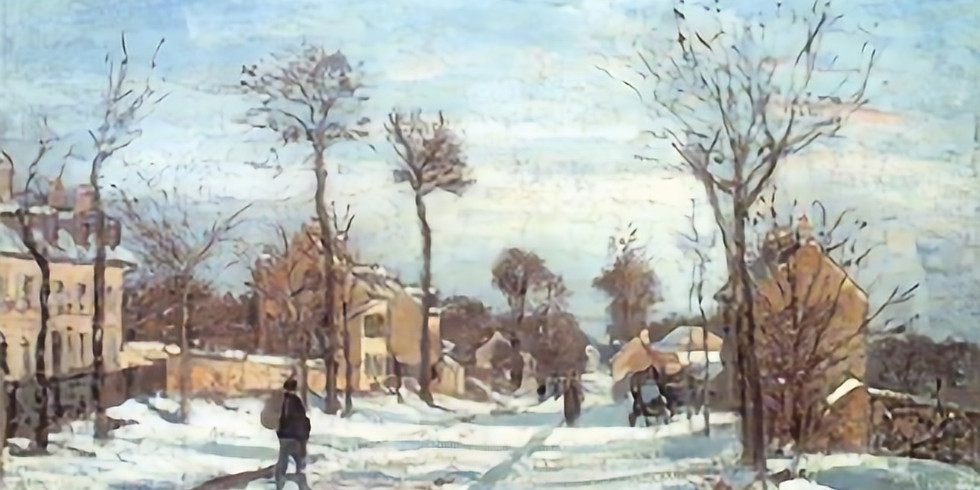 Cycle impressionnistes: Camille Pissarro