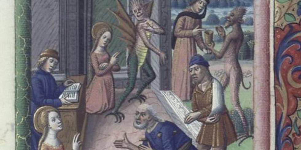 Saints de la Légende dorée dans l'art médiéval et à la Renaissance