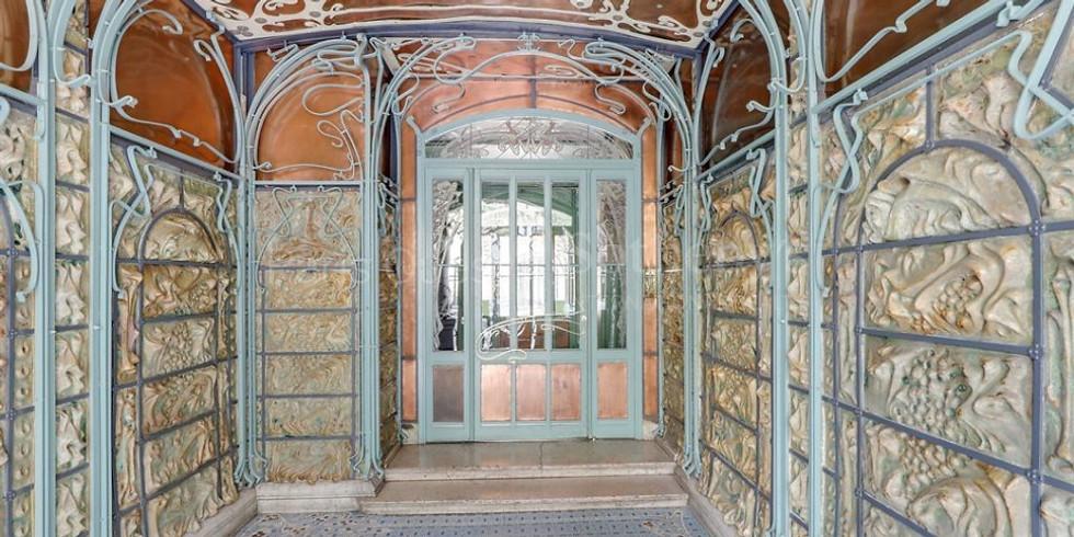 Hector Guimard, architecte de l'Art nouveau