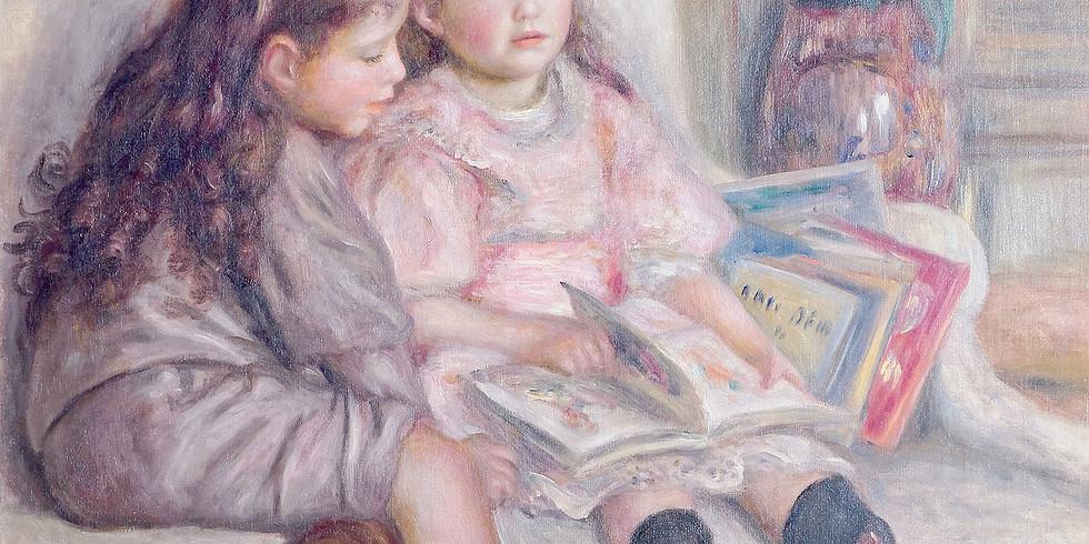 L'Enfant dans l'art du Moyen-Âge à nos jours