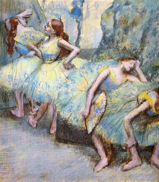 Degas, le mouvement et l'intime