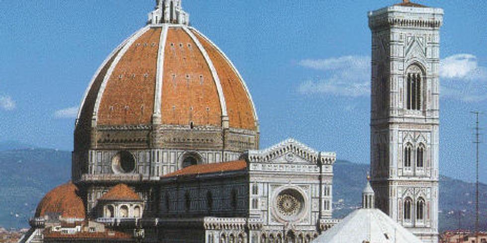 Florence ou la renaissance de l'art