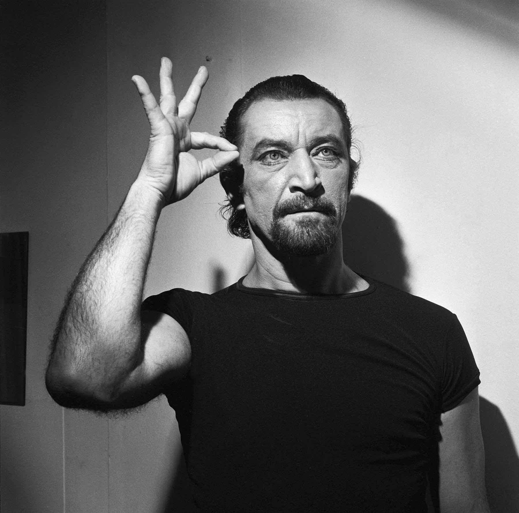 Maurice Béjart, chorégraphe affranchi