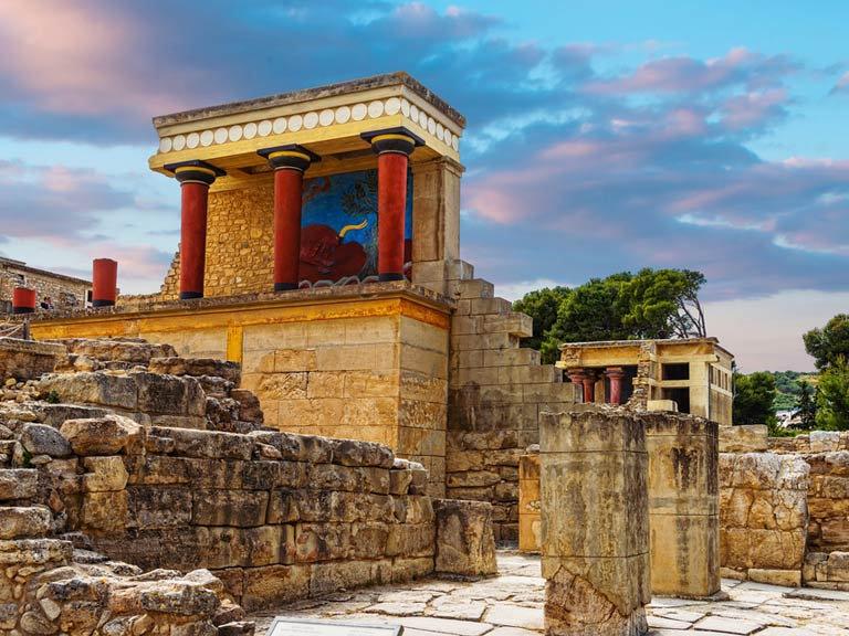 La Civilisation Minoenne en Crète