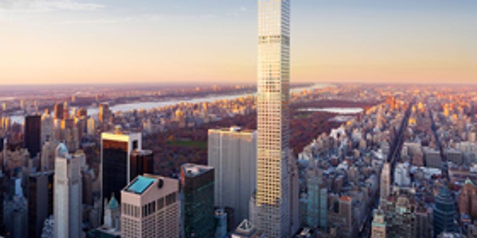 Cycle Voyage: New-York, architecture et démesure
