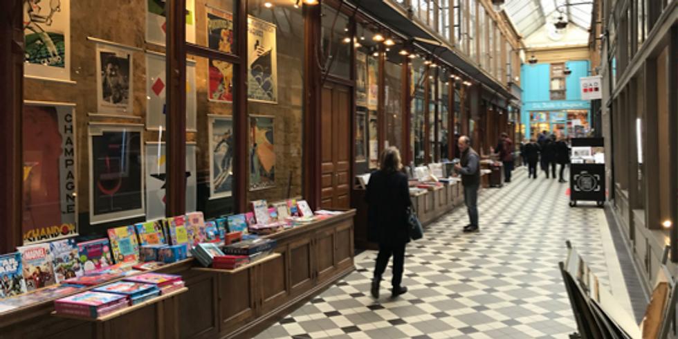 les plus beaux passages couverts de Paris (visite guidée sur place)