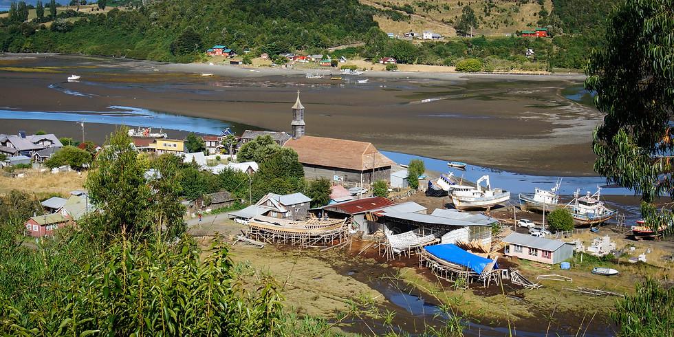 Cycle Voyage: les églises de bois du Chili