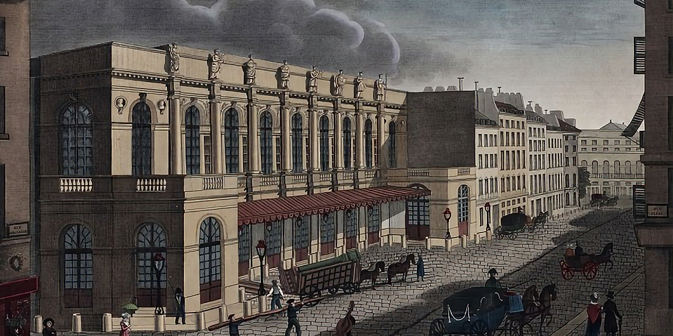 Paris, capitale de la musique au XIXe siècle (visite guidée sur place)