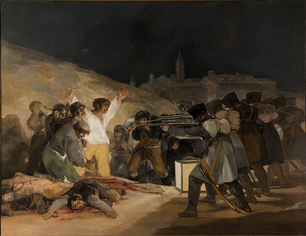 Goya, le sommeil de la raison engendre des monstres