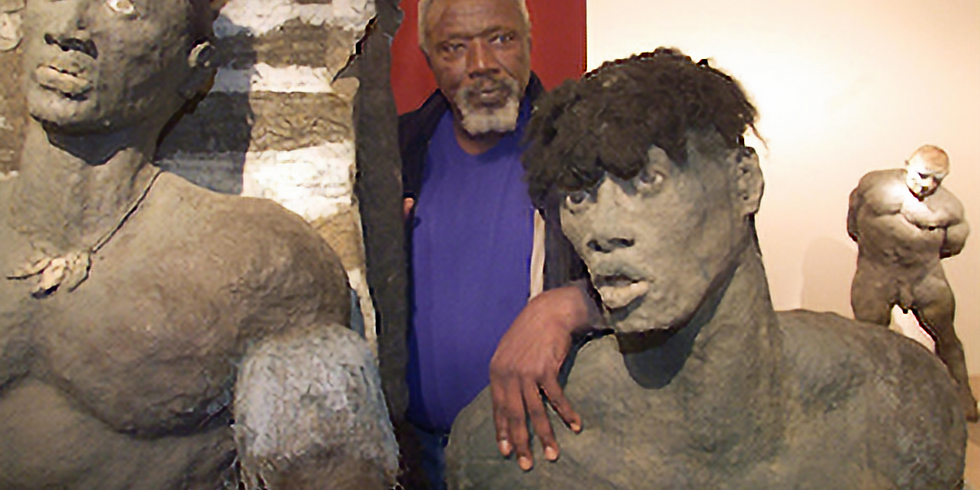 Ousmane Sow, sculpteur du monde